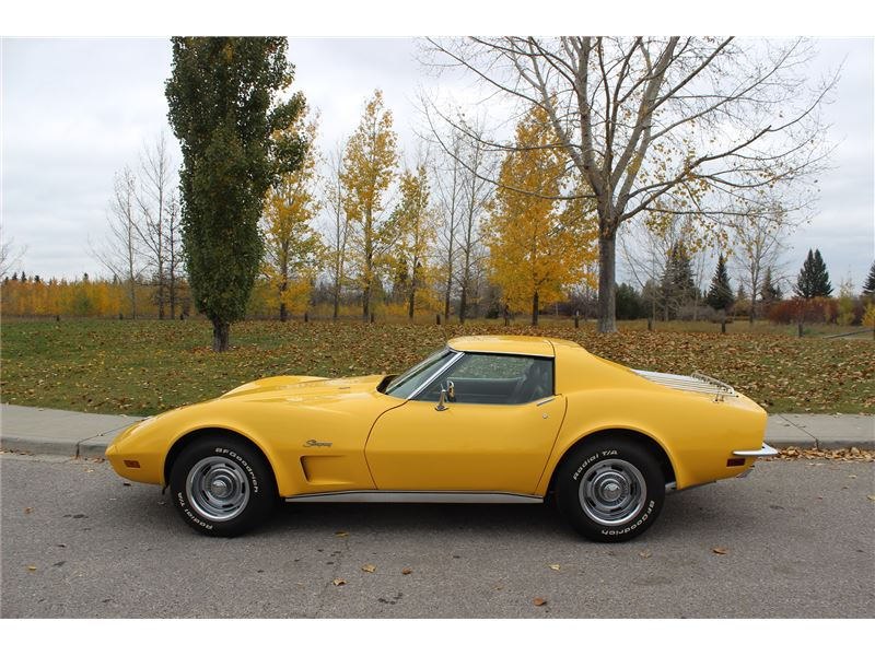 1973 Big Block Corvette